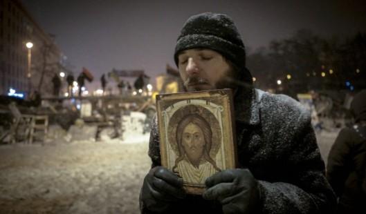 Молитва на Грушевской 4