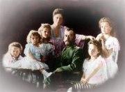 Семья Николая второго