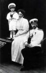 Александра и Николай с сыном