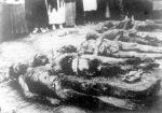 Красный террор Изуродованные трупы жертв Херсонской ЧК