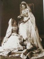 1897г В.к.Елисавета с фрейлиной
